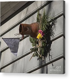 Hand Thrown Pottery Photographs Acrylic Prints