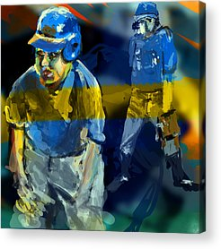 1st Base Acrylic Prints