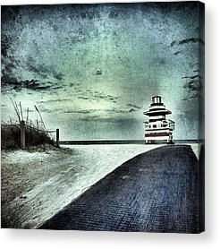Miami Acrylic Prints