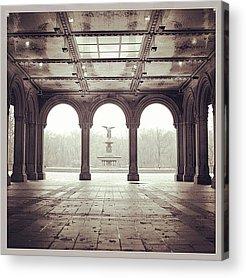 Instagram Acrylic Prints