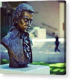 Mozart Acrylic Prints