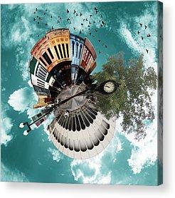 360 Acrylic Prints