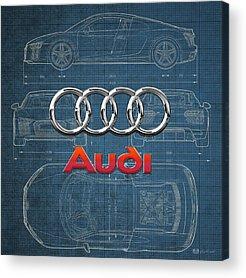 Automobile Acrylic Prints