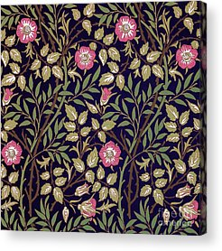 William Morris Acrylic Prints