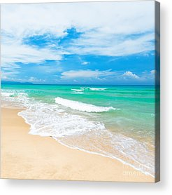 Water Acrylic Prints