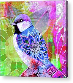 Birds Acrylic Prints