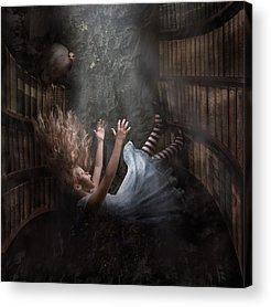 Arts In Wonderland Acrylic Prints