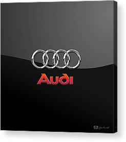 Automotive Acrylic Prints
