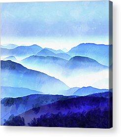 Paint Acrylic Prints