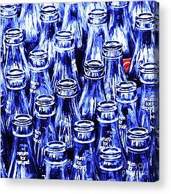 Cocacola Acrylic Prints