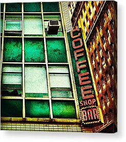 Nyc Acrylic Prints