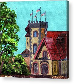 Michigan Frankenmuth Acrylic Prints
