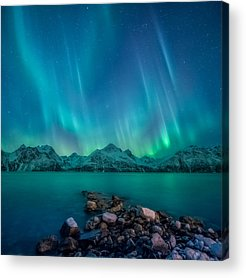 Norway Acrylic Prints