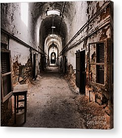 Eastern State Penitentiary Acrylic Prints