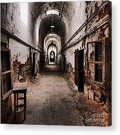 Eastern State Prison Acrylic Prints