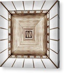Optical Illusions Acrylic Prints