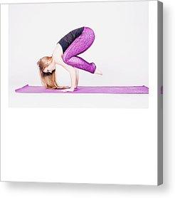 Fitness Acrylic Prints