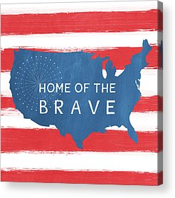 Patriotic Acrylic Prints