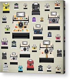 Manual Focus Acrylic Prints