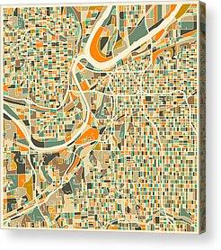 Kansas Acrylic Prints