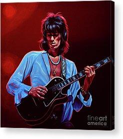 Rolling Stones Acrylic Prints