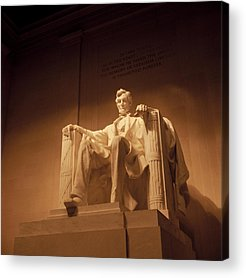 Lincoln Acrylic Prints