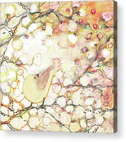 Cherry Blossoms Acrylic Prints