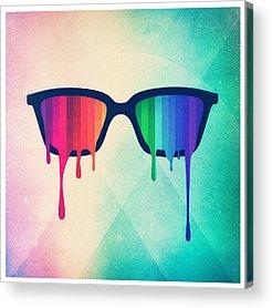Celebrate Acrylic Prints