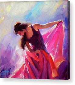 Flamenco Acrylic Prints