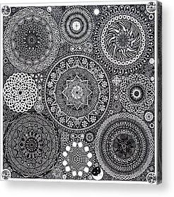 Coins Acrylic Prints