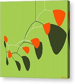 Art Mobile Acrylic Prints