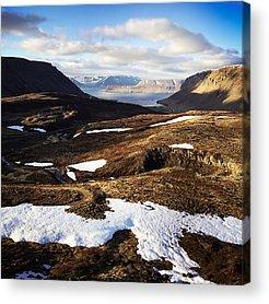 Mountain Acrylic Prints