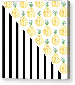 Pineapple Acrylic Prints