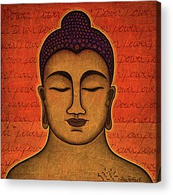 Buddhist Acrylic Prints