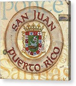 Puerto Acrylic Prints
