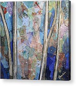 Sapphire Acrylic Prints