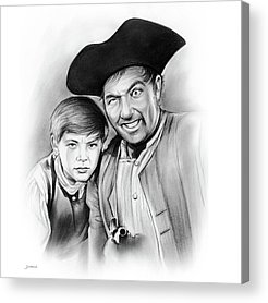 1950 Movies Acrylic Prints