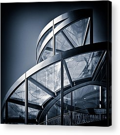 Staircases Acrylic Prints