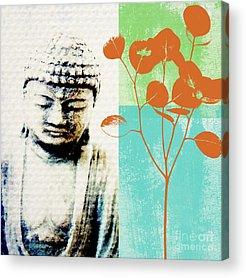 Buddha Acrylic Prints