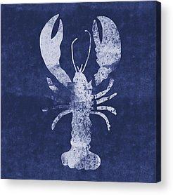 Lobster Acrylic Prints