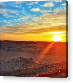 Natur Photographs Acrylic Prints