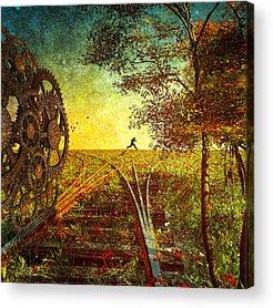Escape Photographs Acrylic Prints