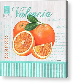 Citrus Acrylic Prints