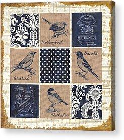 Mockingbird Acrylic Prints