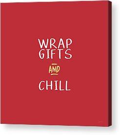 Wrap Digital Art Acrylic Prints