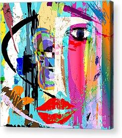 Hue Acrylic Prints