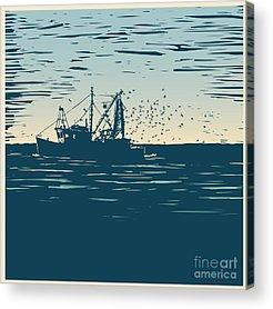 Seaman Acrylic Prints