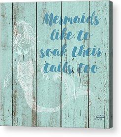 Soaked Acrylic Prints
