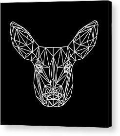Bambi Acrylic Prints