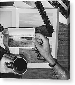 Filmstrip Acrylic Prints